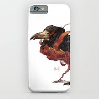 iPhone & iPod Case featuring Tapestry Rook by Nick Sadek Illustration