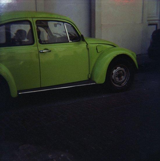 VW- VINTAGE Art Print