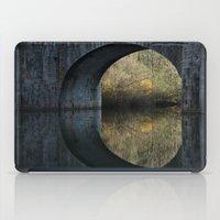 Eye of the bridge iPad Case