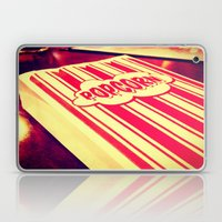 Popcorn, Get Your Popcor… Laptop & iPad Skin