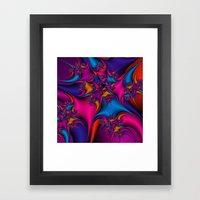 Mandala Bliss Framed Art Print