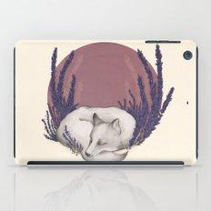 Fox & Lavender iPad Case