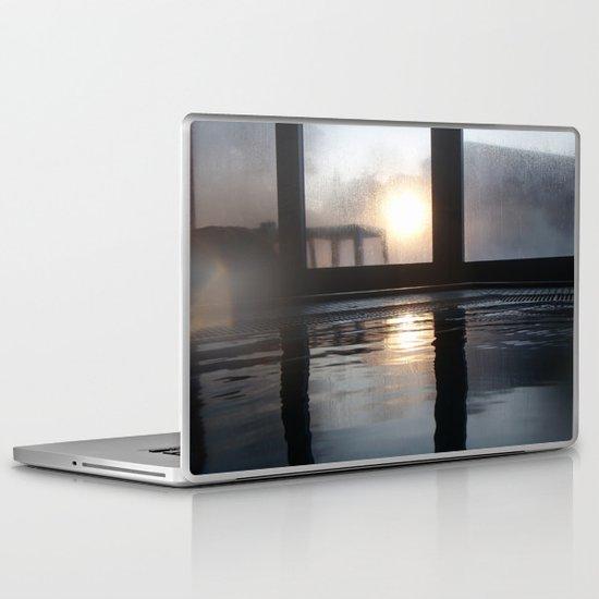 Sun through the window Laptop & iPad Skin