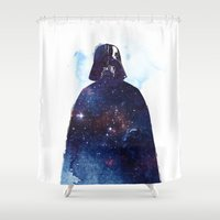 The Lord Of The Universe Shower Curtain