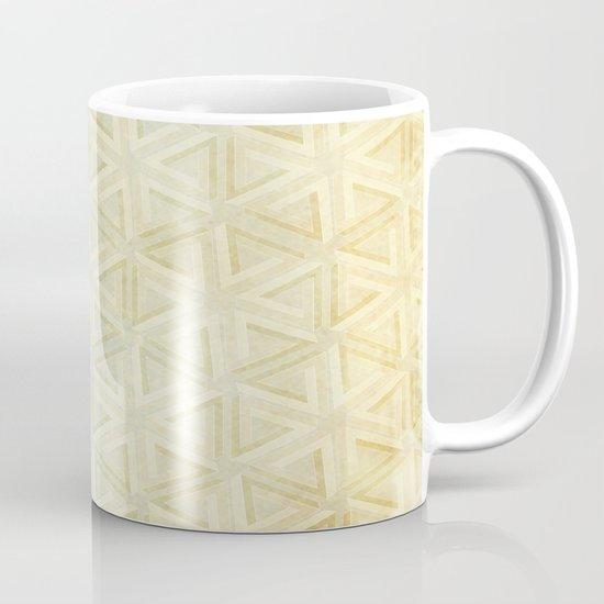 escher pattern Mug