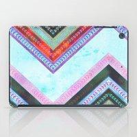 Adele Chevron {1B} iPad Case