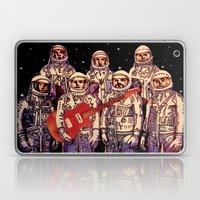 Astronauts With Guitar Laptop & iPad Skin
