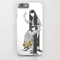 iPhone & iPod Case featuring Eden by HABBENINK