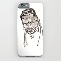 RiFF RAFF Portrait iPhone 6 Slim Case