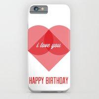 Birthday Wishes for My Dearest Friend iPhone 6 Slim Case