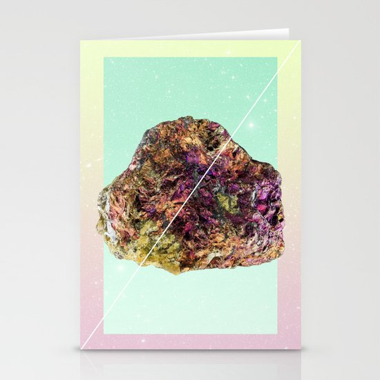 Mineral Love Stationery Card