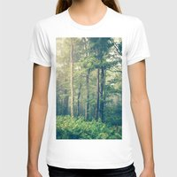 autumn T-shirts featuring Inner Peace by Olivia Joy StClaire