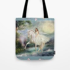 Unicorn Magic Tote Bag