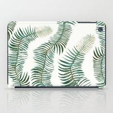 tropical leves wild iPad Case
