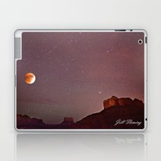 Blood Moon Eclipse over Sedona Laptop & iPad Skin