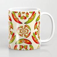 Portuguese Flag Pattern Mug