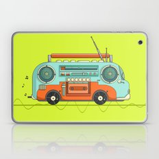 The Music Bus Laptop & iPad Skin