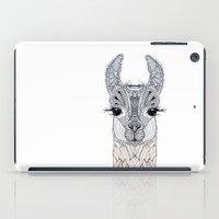 BABY LAMA (CRIA) iPad Case