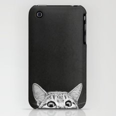 You Asleep Yet? iPhone (3g, 3gs) Slim Case