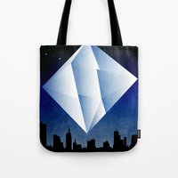 Ramiel Thunder Of God Ve… Tote Bag