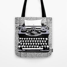 tyPOLOgy Tote Bag
