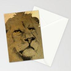 LION EYES Stationery Cards