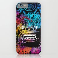 iPhone & iPod Case featuring United Colour of Barong by kojoshop