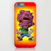 Not Enough Mouths To Scream It Out iPhone 6 Slim Case