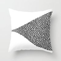 Mice Throw Pillow