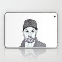 Denzel Washington Portra… Laptop & iPad Skin