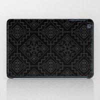 UFOlk 4 iPad Case