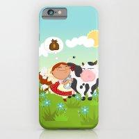 The Milkmaid iPhone 6 Slim Case