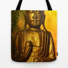 golden balance Tote Bag