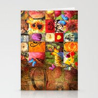 buddha Stationery Cards featuring buddha  by mark ashkenazi