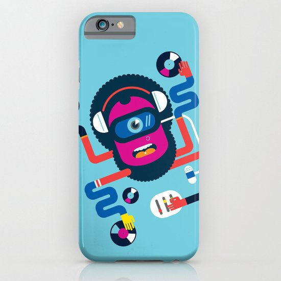 DJ iPhone & iPod Case