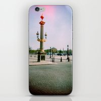 Place de la Concorde, Paris iPhone & iPod Skin