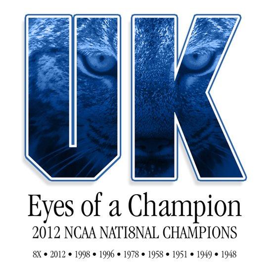Eyes of a Champion Art Print