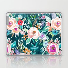 EFFUSIVE FLORAL Laptop & iPad Skin