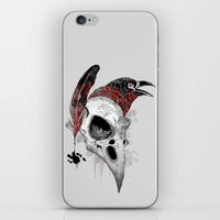 DARK WRITER iPhone & iPod Skin