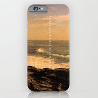 iPhone & iPod Case featuring Be who you are and be that well. by berg with ice
