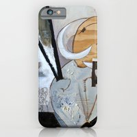 iPhone & iPod Case featuring Pleasure of Execution by moca garcia