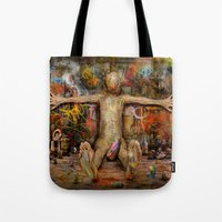 Off The Wall ! Tote Bag