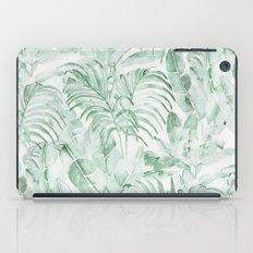 Tropical palms iPad Case