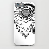 iPhone & iPod Case featuring No Future by Ender Stamper