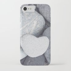 Heart Shaped Rock Slim Case iPhone 7