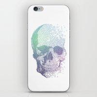 Music Skull iPhone & iPod Skin