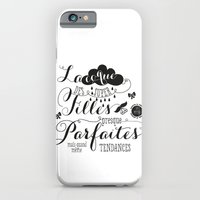 Les filles presque parfaites iPhone 6 Slim Case