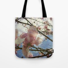 Hanging By A Moment Textured Tote Bag