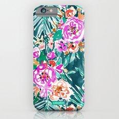TROPICAL FEELS Slim Case iPhone 6s
