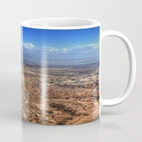 The Dead Sea Series #2  Mug